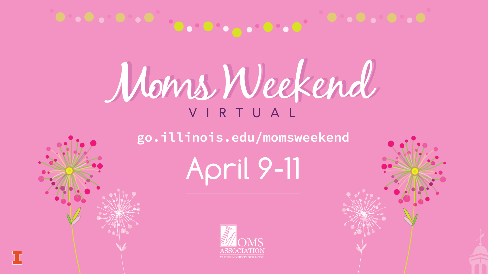 Virtual Moms Weekend 2021
